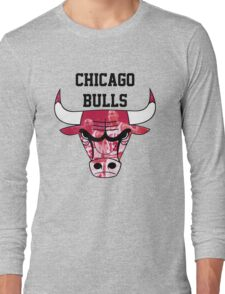 Chicago Bulls Long Sleeve T-Shirt