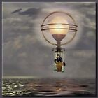 The Steampunk Balloon by Richard  Gerhard