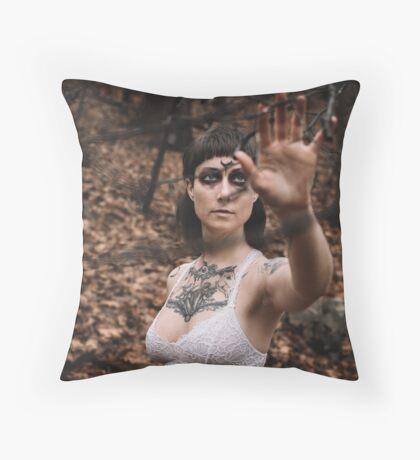 Vibrational Throw Pillow