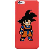 Goku 8MB iPhone Case/Skin