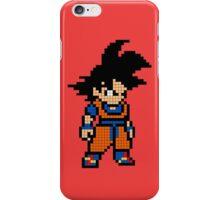 Goku 8MB iPhone Case/Skin