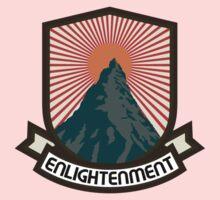 Rock Climbing Enlightenment Kids Clothes