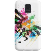 Hylian Paint Splatter Samsung Galaxy Case/Skin
