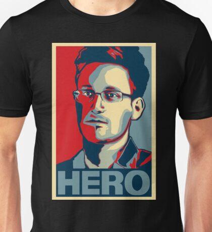 Snowden Unisex T-Shirt