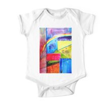 ABSTRACTION MOOD I One Piece - Short Sleeve