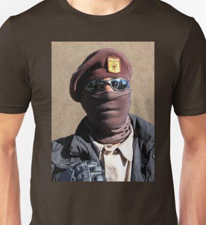 Brown Beret 2017 Unisex T-Shirt