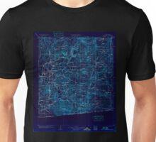 USGS TOPO Map California CA Cuyamaca 299309 1903 125000 geo Inverted Unisex T-Shirt