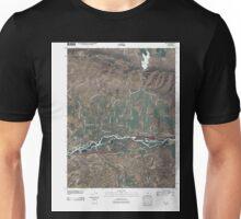 USGS TOPO Map Colorado CO Silt 20100831 TM Unisex T-Shirt
