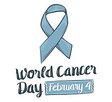 Cancer Day Photographic Print