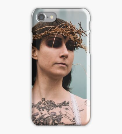 Unceasing Gaze iPhone Case/Skin