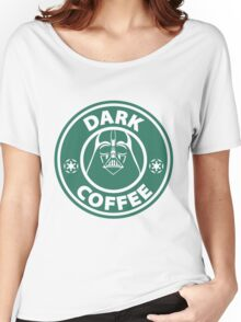 Dark Coffee Women's Relaxed Fit T-Shirt