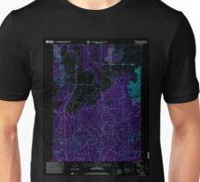 USGS TOPO Map California CA Bonita Butte 100553 2001 24000 geo Inverted Unisex T-Shirt
