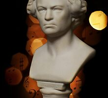B is for......Beethoven by Lissywitch