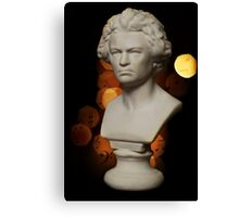 B is for......Beethoven Canvas Print