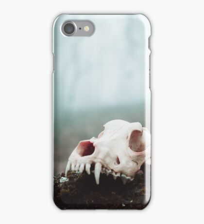 I am a Loyal Dog iPhone Case/Skin