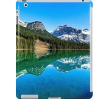 Lake of the Emerald City - British Columbia, Canada iPad Case/Skin