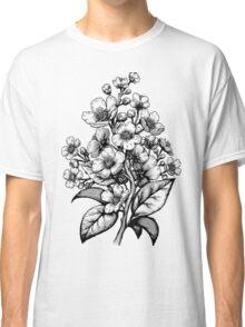 Cherry Blossom botanical Classic T-Shirt