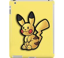 Paper Pikachu iPad Case/Skin