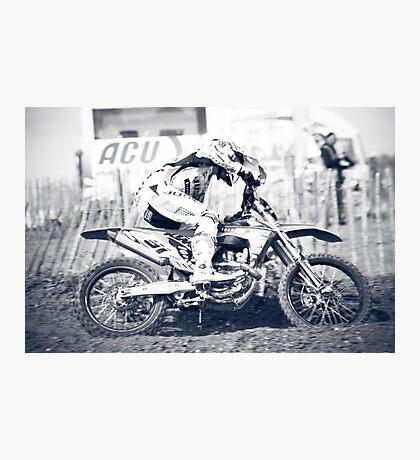 Motorcross Photographic Print