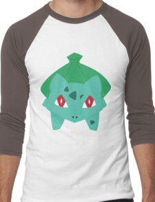 Bulbasaur Men's Baseball ¾ T-Shirt