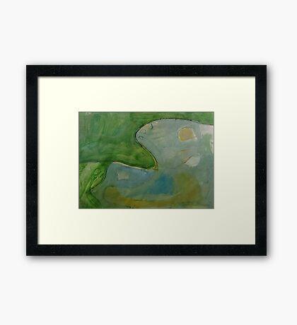 northumberland (3) Framed Print