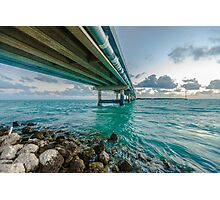 Islamorada Crossing Photographic Print