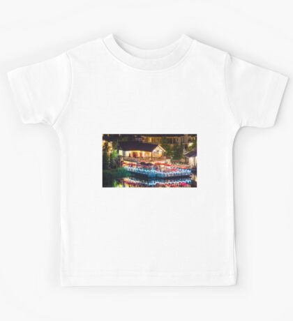 Blue Mountain 4 Kids Tee