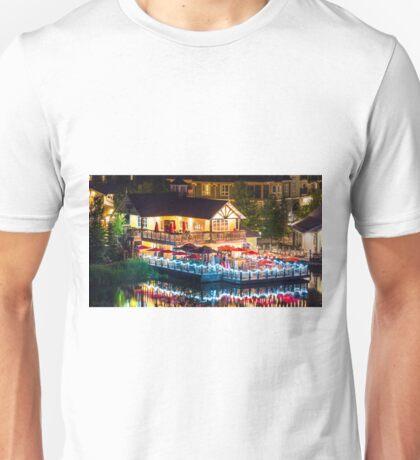 Blue Mountain 4 Unisex T-Shirt