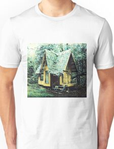 Hut In The Forest Unisex T-Shirt