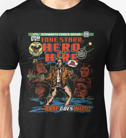 Hero for Hire Unisex T-Shirt
