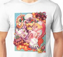 Love Between Princess and Dragon Unisex T-Shirt
