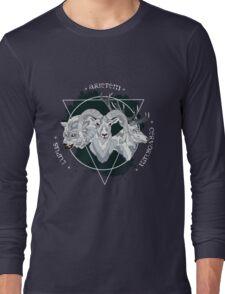 The Wolf The Ram & The Hart Long Sleeve T-Shirt