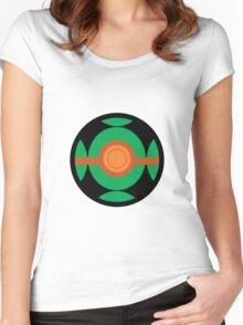 Dusk Ball Women's Fitted Scoop T-Shirt