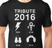 Tribute 2016 Unisex T-Shirt