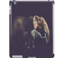 Old and Young iPad Case/Skin