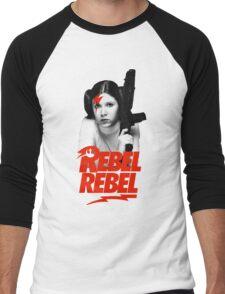 Rebel Rebel Men's Baseball ¾ T-Shirt
