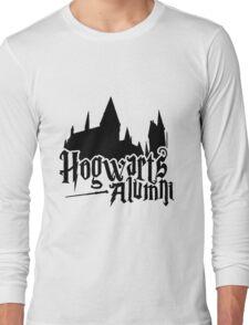 Hogwarts Alumni Long Sleeve T-Shirt