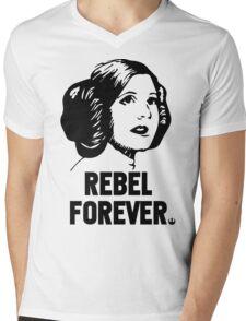 Rebel Forever Mens V-Neck T-Shirt