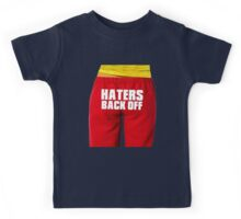 To Haters Kids Tee