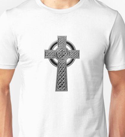 Celtic Religious Cross Christian Irish Unisex T-Shirt
