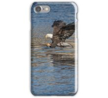 American Bald Eagle 2017-10 iPhone Case/Skin
