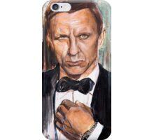 007 James Bond iPhone Case/Skin