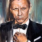 007 James Bond by Martin  Kumnick