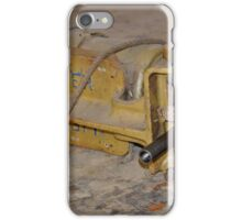 Down tools iPhone Case/Skin
