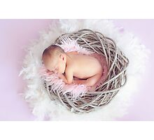 Sweet Baby Photographic Print