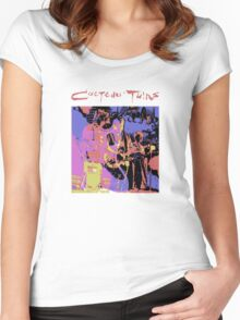 Cocteau Twins - Colour Women's Fitted Scoop T-Shirt