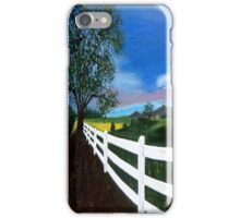 Early sunset iPhone Case/Skin