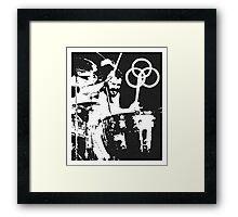 John Bonham Led Zeppelin Framed Print