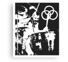 John Bonham Led Zeppelin Canvas Print
