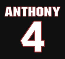 NFL Player Deon Anthony four 4 by imsport